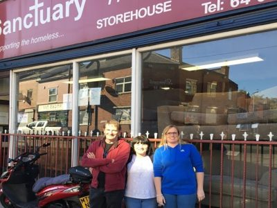 Sanctuary Rochdale Storehouse/ Champions/ Angie's angels