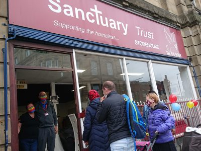 The Sanctuary Trusts 30th year AGM is taking place on 18th October 2021