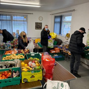 The Sanctuary Trust Food Networks rise to the challenge