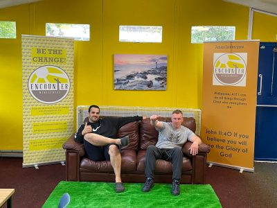 The Sanctuary Trust partner with Impact Community church to Launch the lighthouse project in Oldham